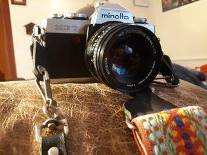 Vintage Minolta camera XG7 for Sale in Tarrytown, NY