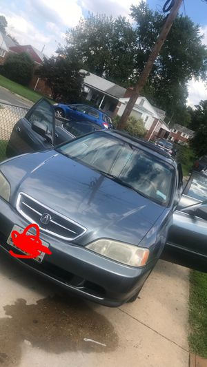 2001 Acura TL for Sale in UNIVERSITY PA, MD