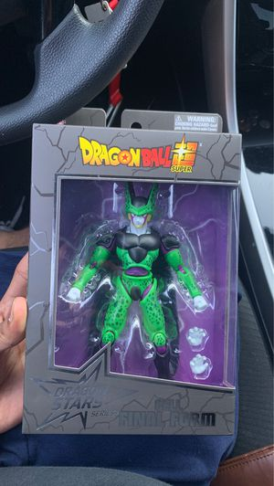 Dragon Ball Z figures for Sale in Bloomington, CA