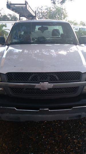 2003 chevy silverado 2500 for Sale in Tampa, FL