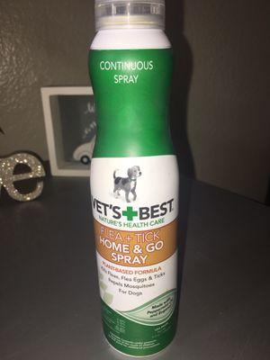 Vet's Best Flea & Tick Home & Go Spray for *DOGGIES* for Sale in Scottsdale, AZ