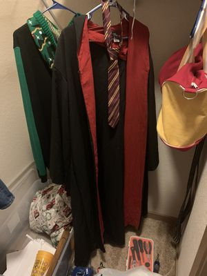 Harry Potter Gryffindor Robe for Sale in Lake Mary, FL