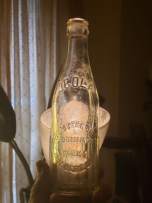 Antique OCOLA bottle for Sale in Columbus, OH
