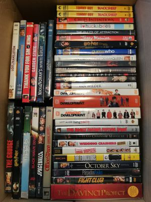 Movies, TV shows dvd sets, books and CDs for Sale in Whittier, CA