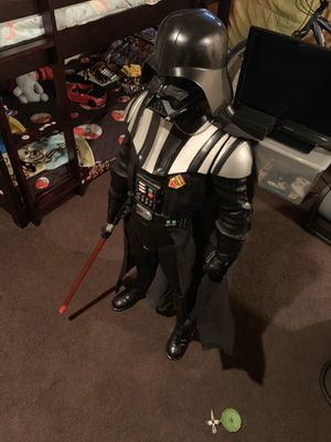 Life-size dark Vader for Sale in Los Angeles, CA