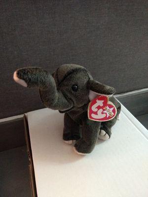 Beanie Babies Elephant Trumpet for Sale in Souderton, PA