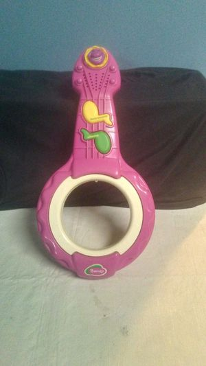 Playskool Barney guitar for Sale in Indianapolis, IN