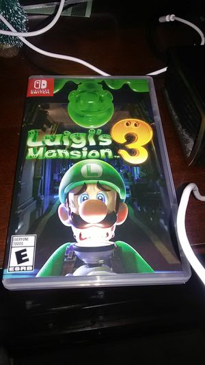 Luigi's Mansion 3 for Sale in Fontana, CA