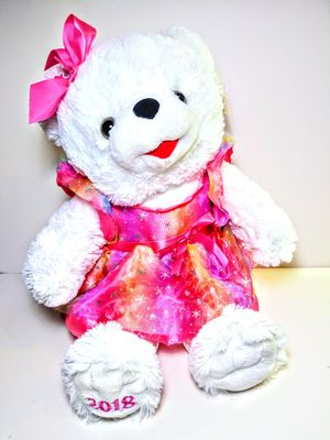 "20"" Snowflake Teddy Dan Dee Plush Bear for Sale in Garland, TX"