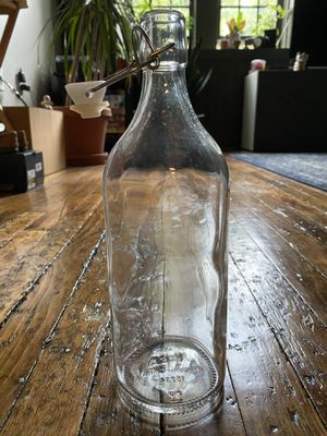 IKEA Swing Top Glass Bottles X 3 for Sale in Baltimore, MD