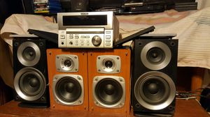 TEAC MC-D80 STEREO SYSTEM for Sale in Phoenix, AZ