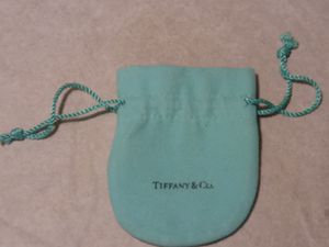 Tiffanys jewlery pouch for Sale in Naples, FL