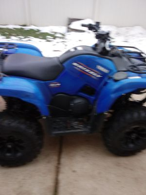 2010 yamaha grizzly 700 4x4 efi for Sale in Romulus, MI