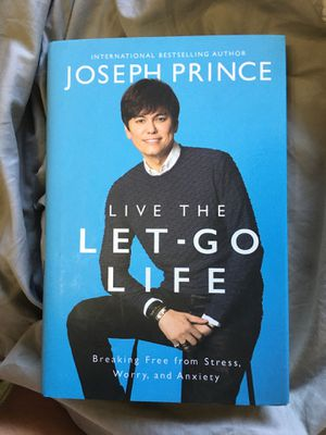 Live theLET-GO life Joseph Prince for Sale in Lincoln, NE