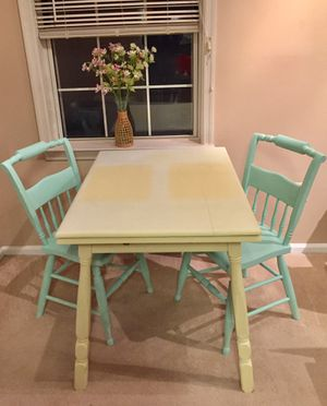 Dining table & chairs for Sale in Alexandria, VA