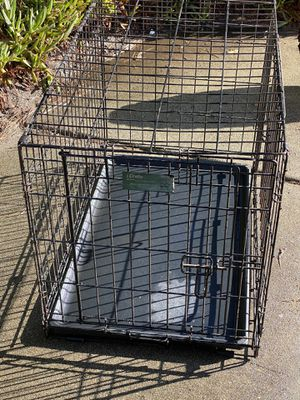 Dog crate for Sale in Seaside, CA