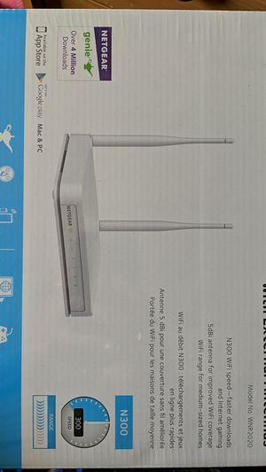 Netgear WNR2020: N300 wifi router: Brand new for Sale in Brick Township, NJ