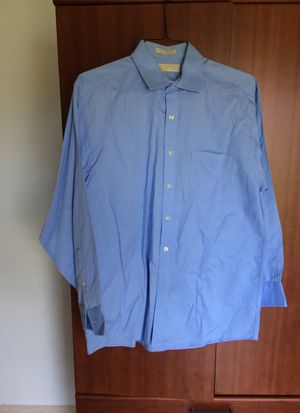 Michael Kors- Lite Blue Dress shirt- size 16 32/33 for Sale in Miami, FL
