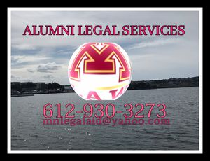 Attorney work ~ Discounted 50% for Sale in Minneapolis, MN