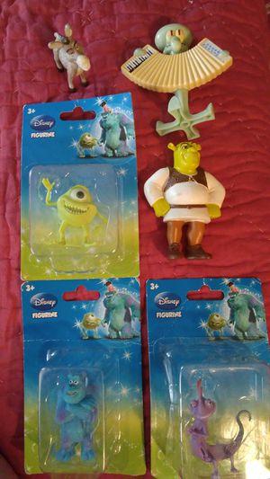 Kids Monster's Inc. Toys for Sale in Richardson, TX