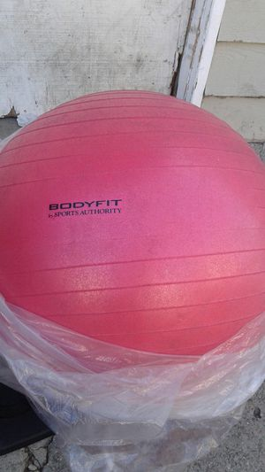 Ecxercise ball for Sale in Long Beach, CA