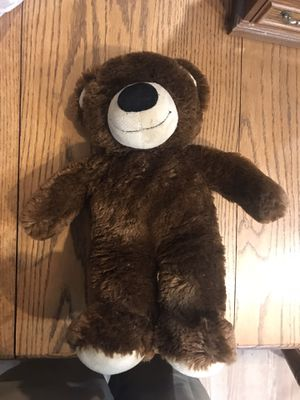 build a bear brown bear for Sale in Fort Wayne, IN