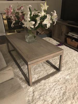 Beautiful wooden coffee table for Sale in Kirkland, WA