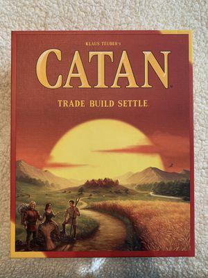 Catan Original Board Game for Sale in Newport Beach, CA