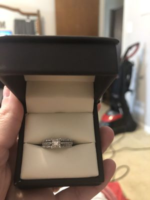 Beautiful wedding set for Sale in Spartanburg, SC