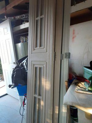 Garage door 8 feet wide for Sale in Bakersfield, CA