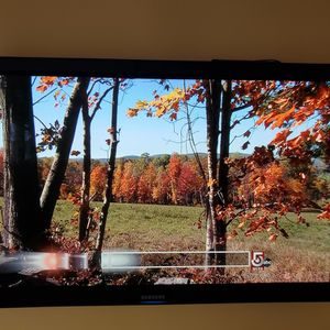 50 Inch Plasma TV 1080p Older But Good Condition Great Picture for Sale in Wakefield, MA