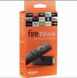 Amazon Fire TV Stick with Alexa Voice Remote for Sale in Ashburn,  VA