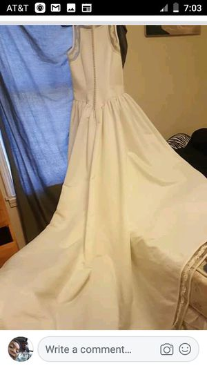 Bridal original size 12 new for Sale in Richland, MO