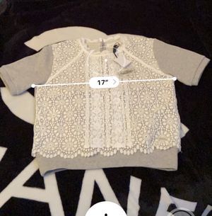NEW Burberry Crop Top for Sale in Las Vegas, NV