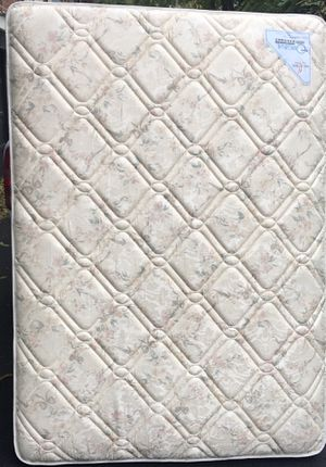 FULL Mattress and Boxspring not new for Sale in Brentwood, MO