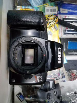 Canon Eod rebel S 35mm camera for Sale in Hamtramck, MI