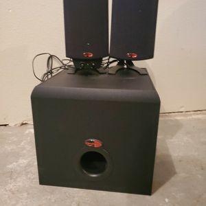 Klipsch sound system for Sale in Washougal, WA