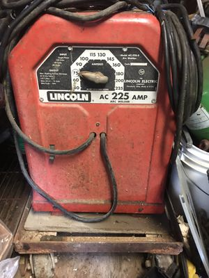 Lincoln Welding machine for Sale in Crosby, TX