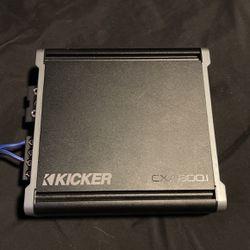 Kicker Amplifier CXA800.1 for Sale in Oakland,  CA