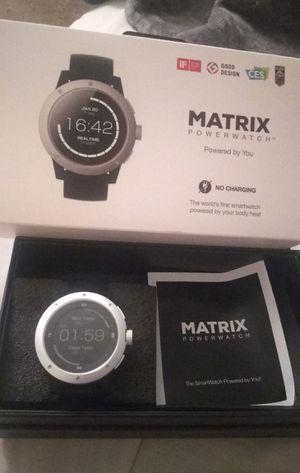Matrix power smart watch for Sale in Las Vegas, NV
