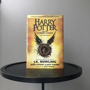 Happy Potter and the Cursed Child by J.K. Rowling for Sale in San Diego, CA