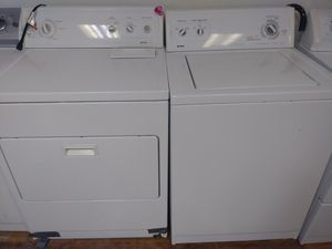 Kenmore top load washer and electric dryer set for Sale in Cleveland, OH