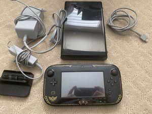 Nintendo wii u zelda edition for Sale in Orange, CA