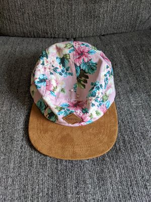 Floral flat bill hat for Sale in Kent, WA
