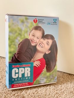 NEW!!! CPR Lifesaving Skills in 20 Minutes for Sale in Everett,  WA