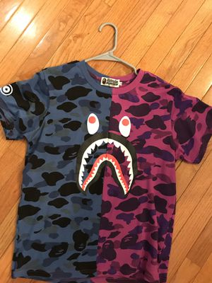 A Bathing Ape T-Shirt Camp Bape WGM (Medium) for Sale in Round Hill, VA