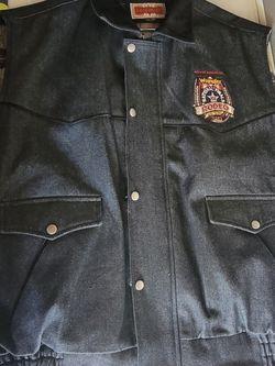 Rodeo Final Wrangler Vest for Sale in Lawndale,  CA