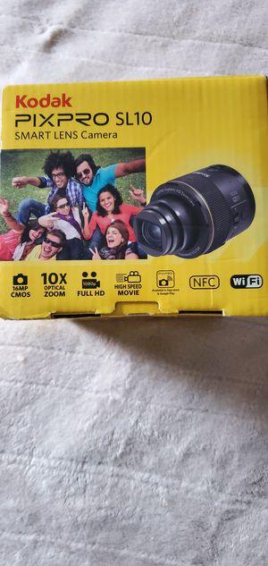 Kodak Pixpro sl10 Smart Lens Camera for Sale in S CHESTERFLD, VA