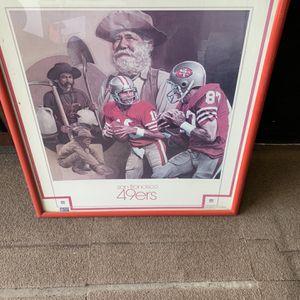 49ers Photo for Sale in Santa Clara, CA