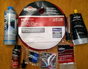 Lot of pressure washer accessories for Sale in Jackson, GA
